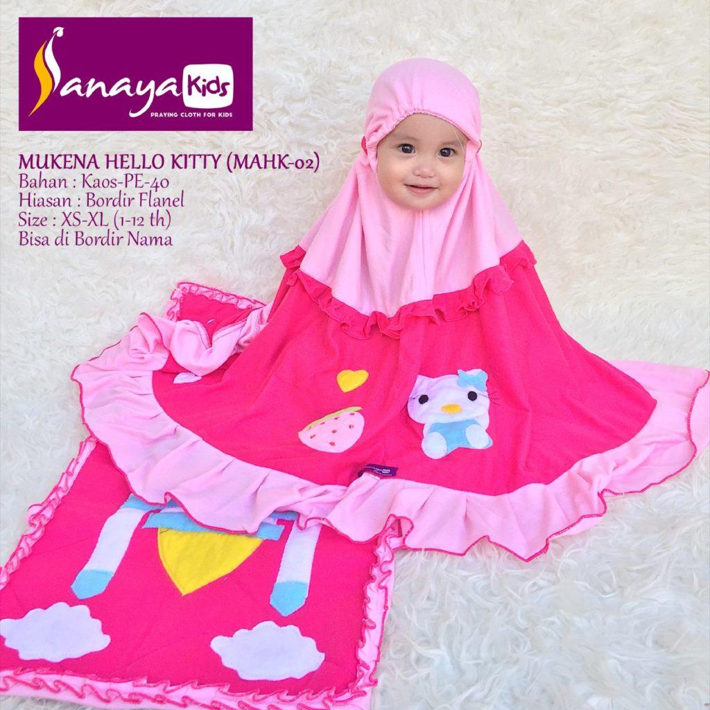 mukena-hello-kitty-pink