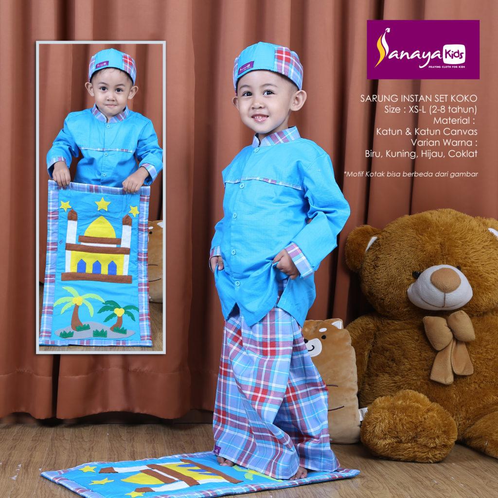 sarung-anak-instan-set-koko-biru1