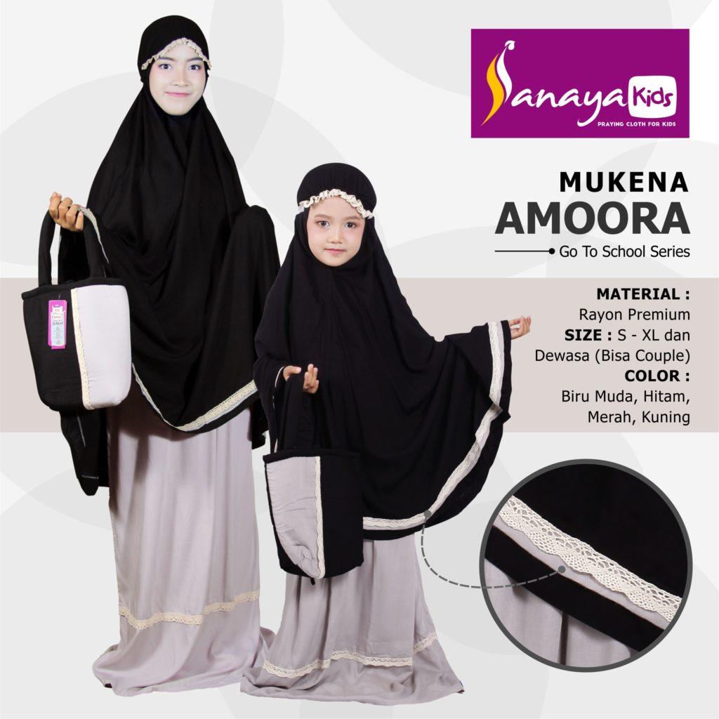 Mukena Couple ibu dan anak